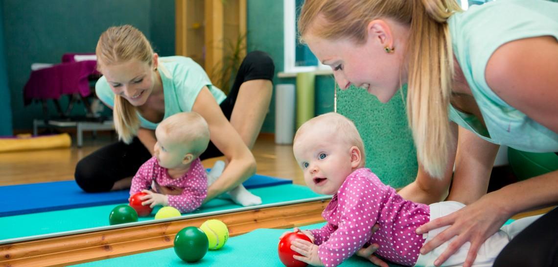 Füsioteraapia beebile